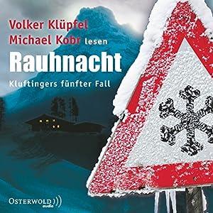 Rauhnacht (Kommissar Kluftinger 5) Audiobook