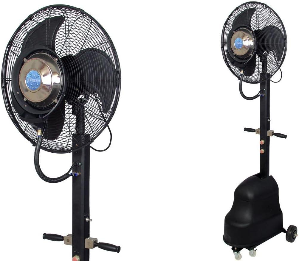 O'Fresh Ventilateur brumisateur haute performance 180 cm