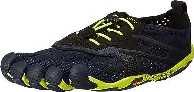 Vibram FiveFingers V-Run, Zapatillas Hombre: Amazon.es: Zapatos y complementos