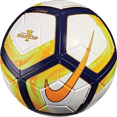 Nike Gold Cup 2017 Strike balón de fútbol, Talla 5, Color Blanco ...
