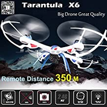 Toy, Play, Fun, RC Quadcopter Dron Cool Drone Tarantula JJRC H16 No Camera High Speed Rc Helicopter YiZhan X6 RTF 2.4Ghz Strong Pull-Up ForceChildren, Kids, Game