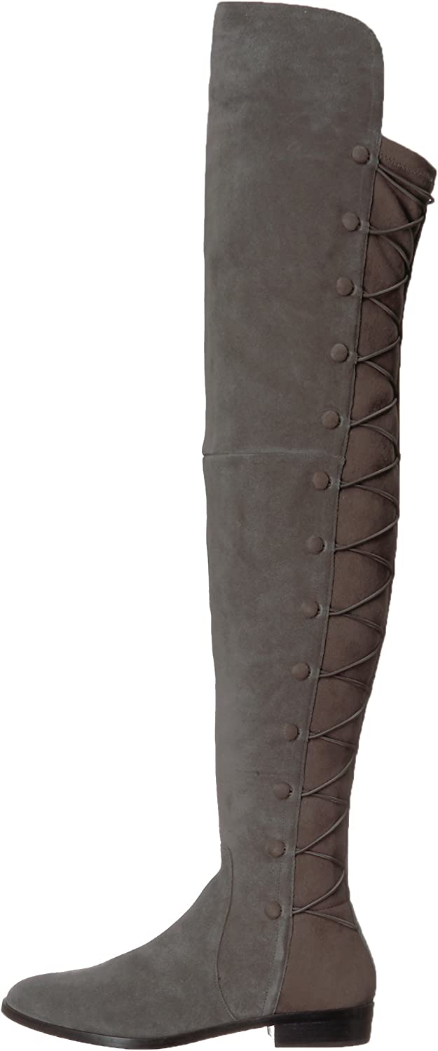 Vince Camuto Womens Coatia Over The Knee Boot
