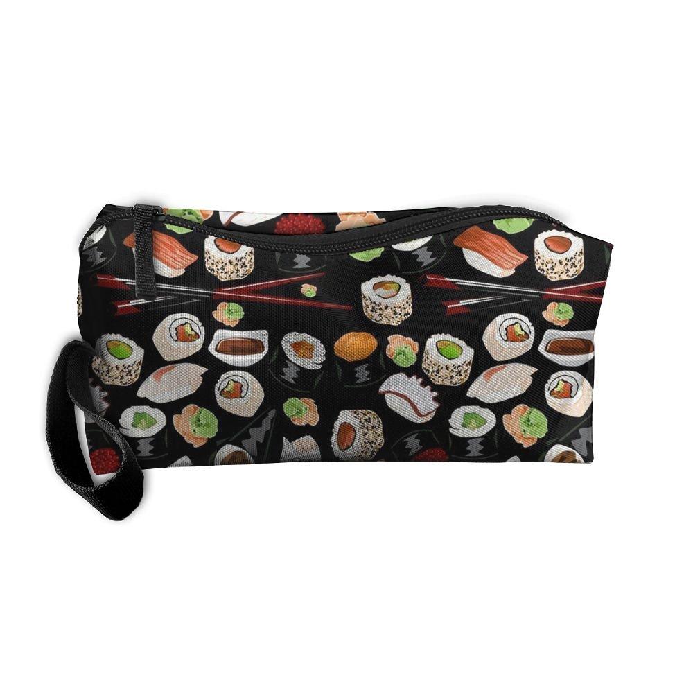 994392749c21 Pauchen49 Japanese Sushi Travel Kit Organizer Bathroom Storage Cosmetic Bag  Carry Case Toiletry Bag For Women