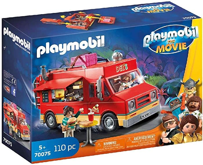 Top 10 Playmobile Food Truck