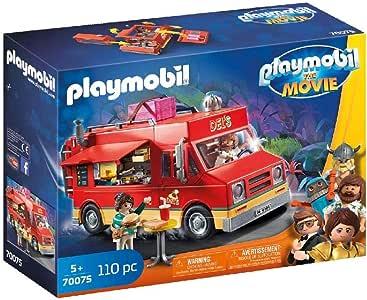 Playmobil 70075 Del's Food Truck