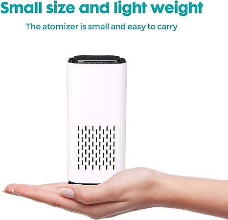 Mini purificador de aire Purificador de aire para escritorio Home ...