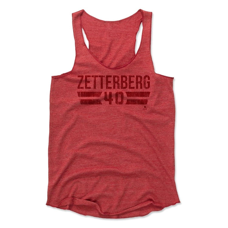Henrik Zetterberg Font R Detroit Women's Tank Top