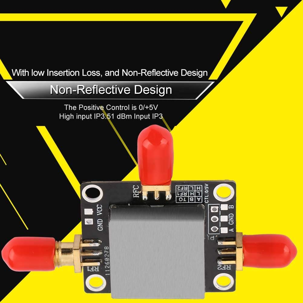 DC-4//6//8GHz RF Amplificatore LNA design non riflettente SPDT RF interruttore ad alto isolamento DC-4GHZ