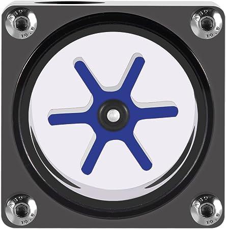 filetage G1 // 4 D/ébitm/ètre deau indicateur de d/ébitm/ètre pour capteur de d/ébit deau /à 3 voies pour syst/ème de refroidissement deau PC 6 roues