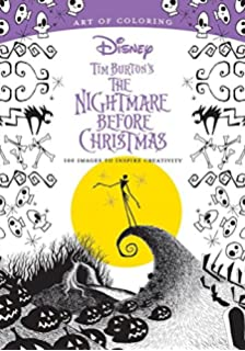 2018 The Nightmare Before Christmas Wall Calendar (Day Dream): Day ...