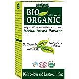 Indus Valley Bio Organic Herbal Henna Powder