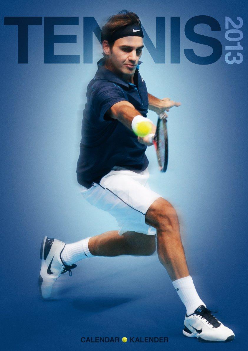 Tennis Official 2013 Calendar