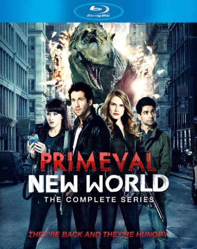 Blu-ray : Primeval New World: The Complete Series (Boxed Set, Digital Theater System, AC-3, 3 Disc)