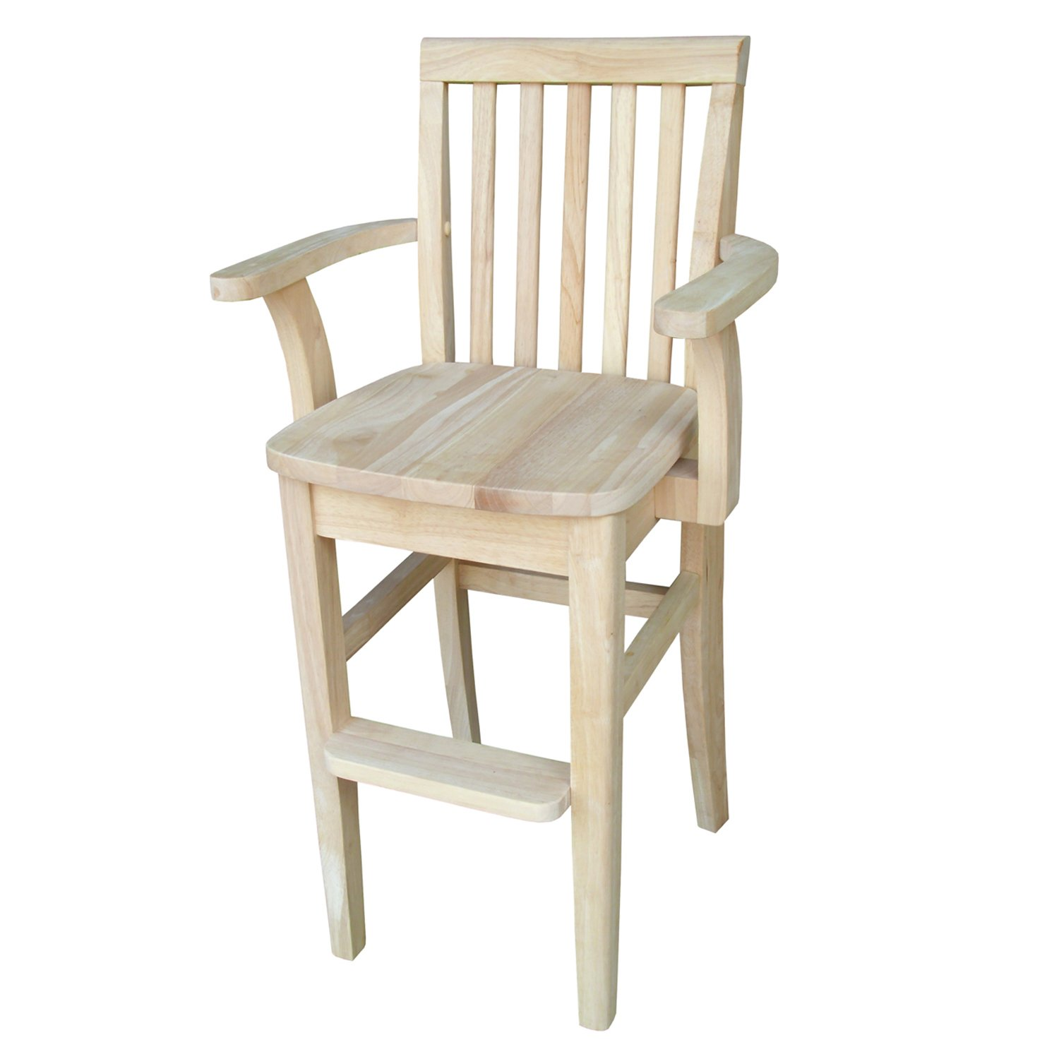 Amazon International Concepts Unfinished Mission Youth Chair