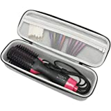 Hard Travel Case for Revlon Hair Dryer & Volumizer& Styler Carrying Case Gray(only case)
