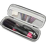 Hard Travel Case for Revlon Hair Dryer & Volumizer& Styler Carrying Case Gray(only case)
