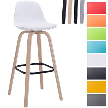 Clp Tabouret De Bar Scandinave Avika Assise Similicuir I Chaise