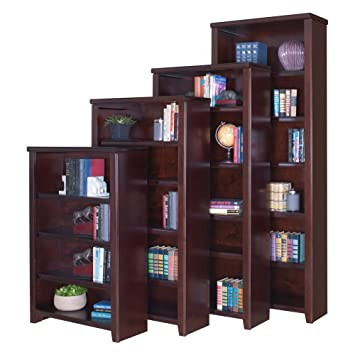 solid bookcase wood bookcases with doors inch