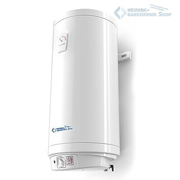 120 Liter Warmwasserspeicher Boiler Elektro Speicher Heizung ...