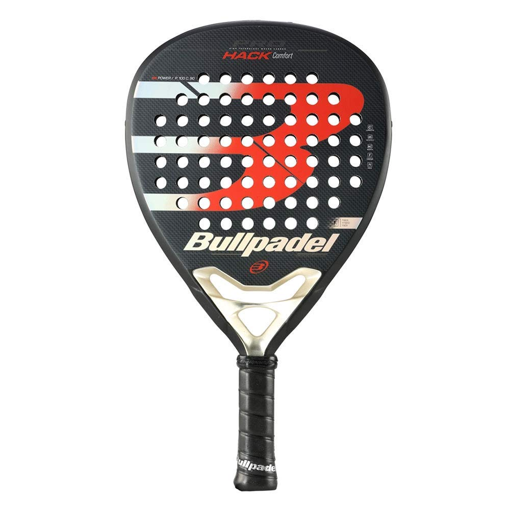 Bullpadel Hack Comfort, Adultos Unisex, Azul, EU: Amazon.es ...