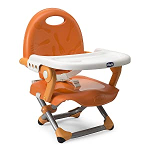 Chicco Pocket Snack Booster Seat - Mandarino