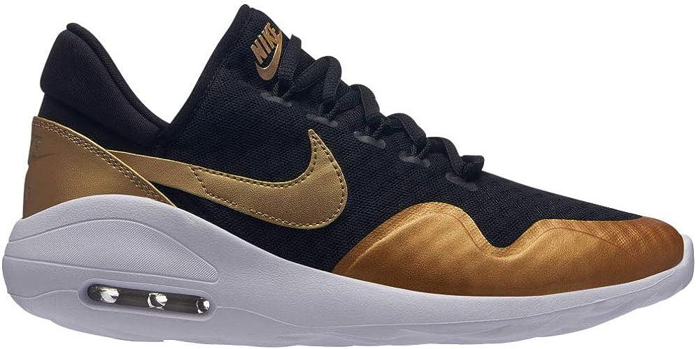 : Nike Air Max Sasha Zapatos para mujer, negrooro