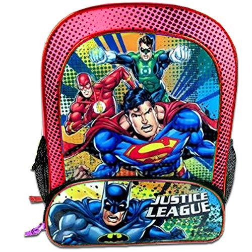 Superman Justice League 16