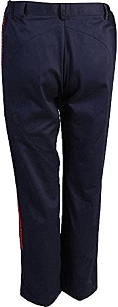 Amazon.com: Wolfbar Men's ANH A New Hope Han Solo Pants Navy Blue Halloween Cosplay Costume: Clothing