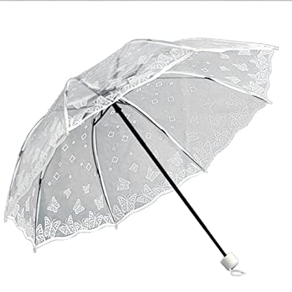 5e6175cf6443 Amazon.com: Compact Umbrella, Fansport Tote Umbrella Lightweight ...