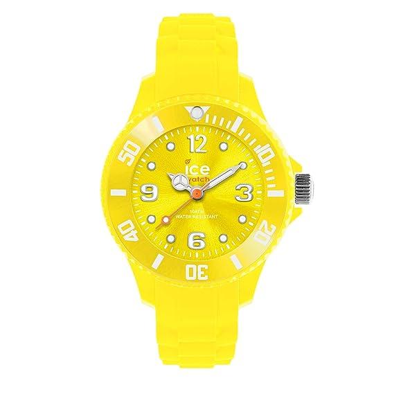 Ice-Watch - ICE forever Yellow - Reloj giallo para Niño (Unisex) con
