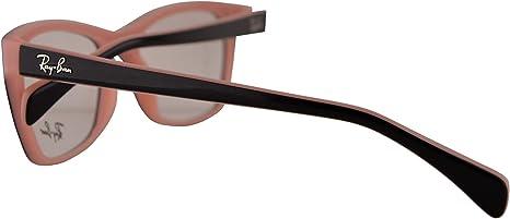 Ray Ban RB 5298 Occhiali da Vista 53 17 135 Nero Rosa con