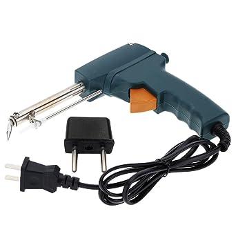 kkmoon 60 W 220 V es de 88 manual programa Estaño lötpistolen Soldador sudor Grabadora mano