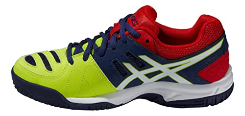 Asics Tenis Gel-Padel Pro 3 Gs Navy / White 37 Junior: Amazon.es ...