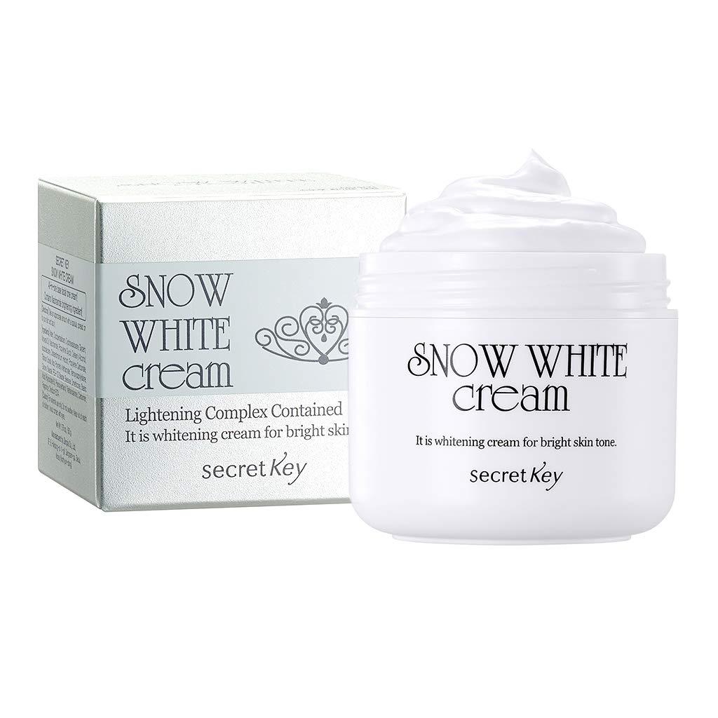 Secret Key Snow White Cream - 50 Grams: Amazon.in: Beauty