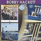 Hello Louis/Plays Tony Bennett's Greatest Hits by Bobby Hackett (2001-06-12)