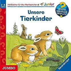 Unsere Tierkinder (Wieso? Weshalb? Warum? junior)