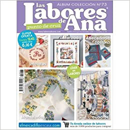 Las Labores De Ana: Amazon.es: Alternativas Publicitarias: Libros