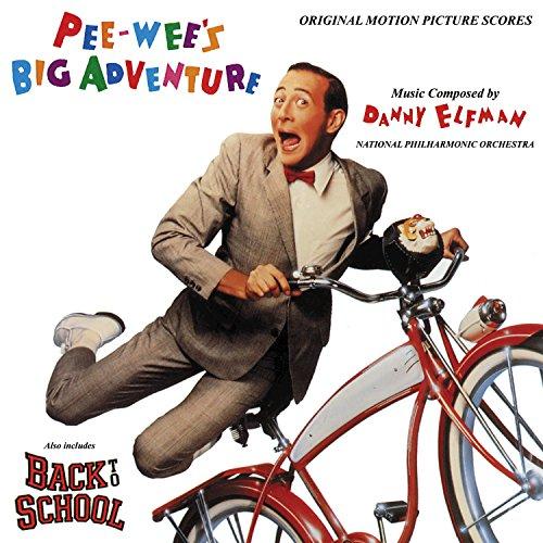Pee-wee's Big Adventure / Back...