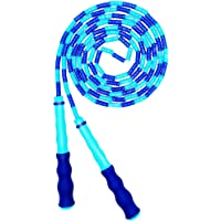 Liberty Skipping Rope Soft Beaded Jump Rope, Adjustable Tangle-Ideal Aerobic Exercise for Children, Men and Women…