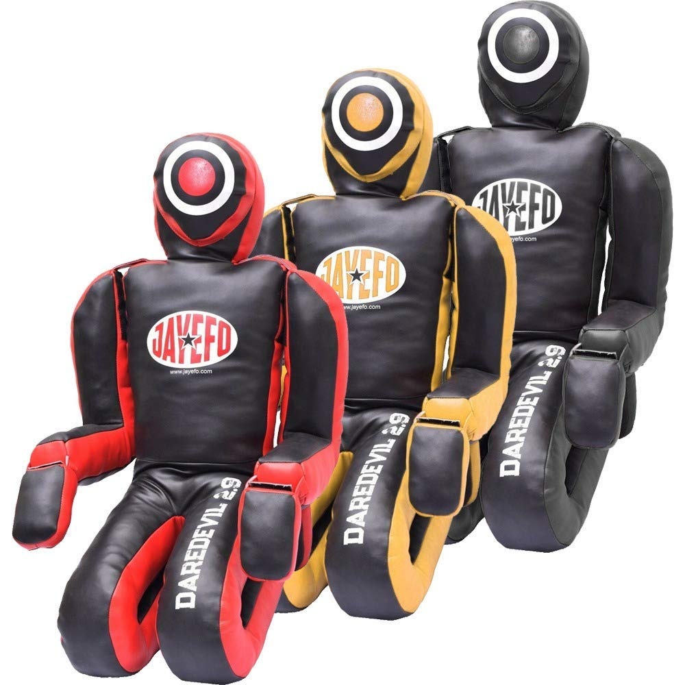 Amazon.com: Jayefo Daredevil MMA BJJ Veg - Bolsa de peluche ...