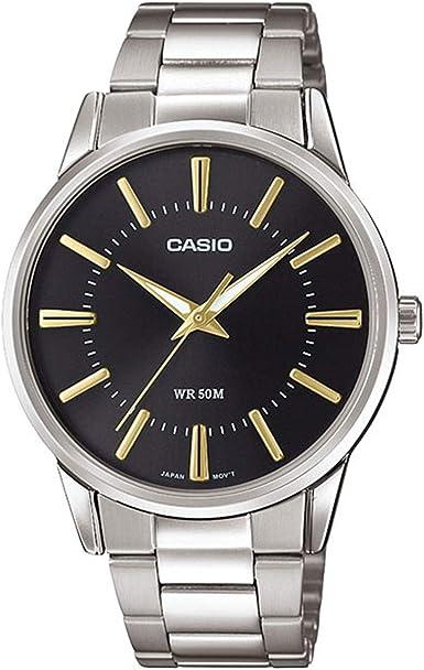 marca de reloje casio elegante