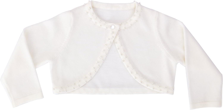 Antique White Baby Cardigan Heritage Valentina