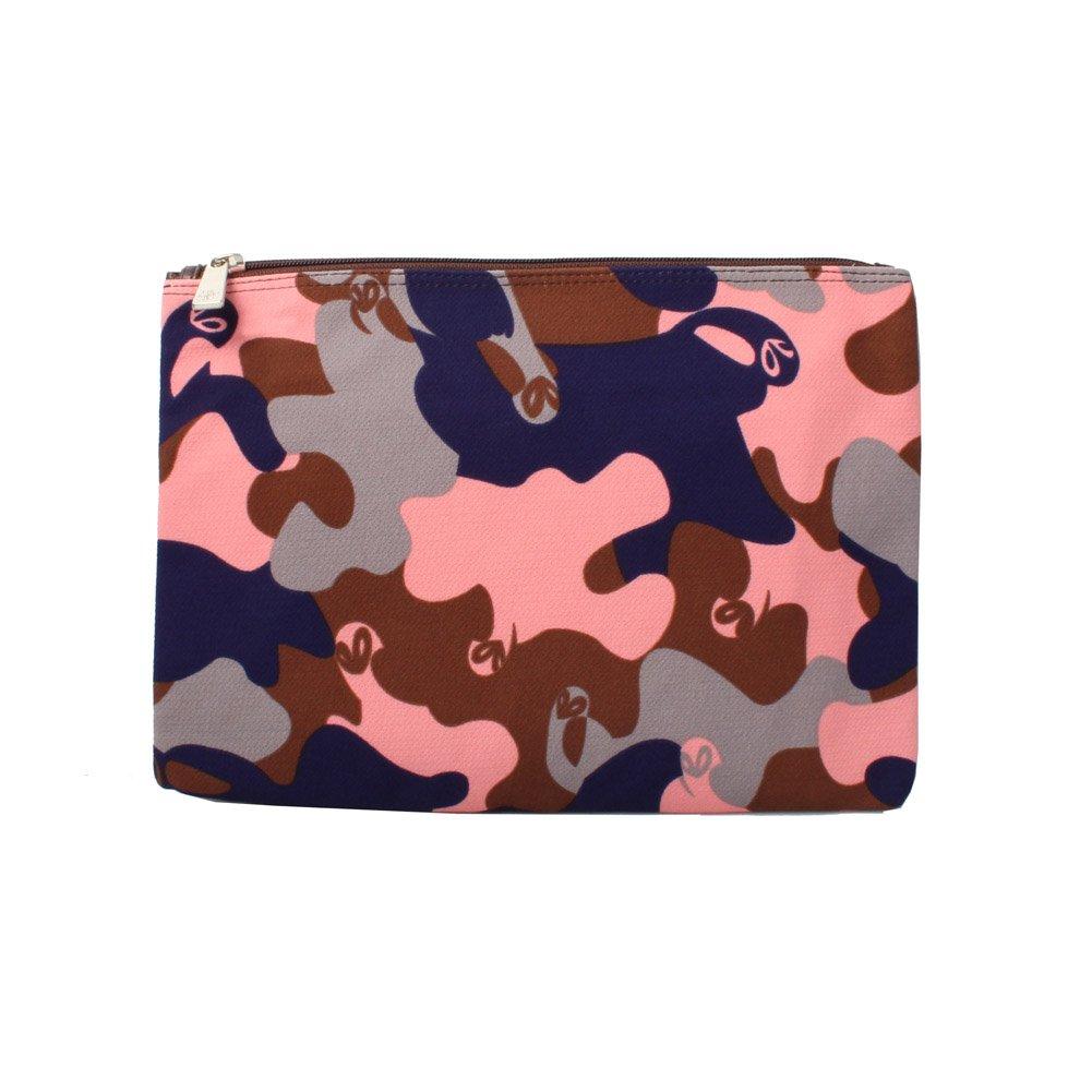 Accessoryo - multi-couleur de la pochette du soir camouflage des femmes B00SYL5E7Q