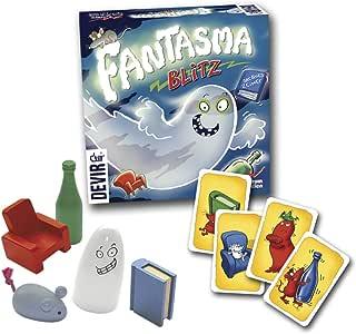 Devir- Fantasma Blitz Juego de Mesa, Multicolor, única (BGBLITZ): Amazon.es: Juguetes y juegos