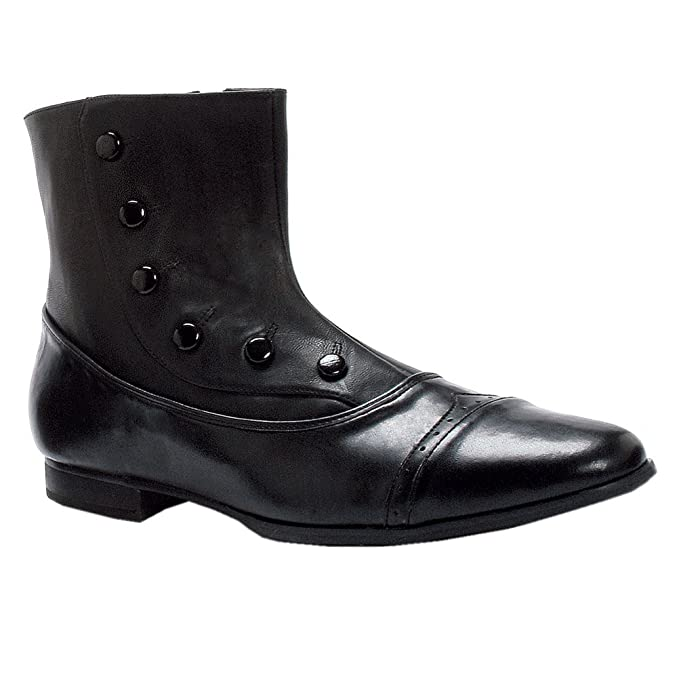 brand new 4f2d5 69a49 Amazon.com  MENS SIZING Wingtp Ankle Boots Victorian Style Spat Shoes   Clothing