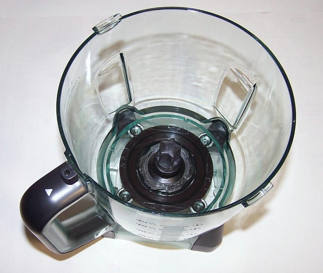 NEW Ninja 64oz (8 Cup) Food Processor Bowl + Blade for BL770 BL771 BL772 BL780 by Shark Ninja (Image #1)