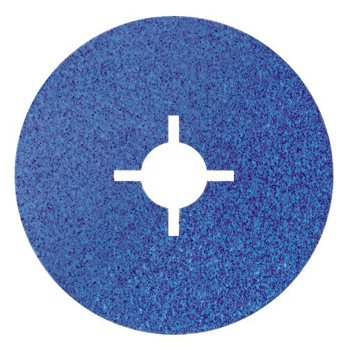 Bosch 2 608 606 729  - Disco lijador de fibra para amoladora angular, corindó n de circonio - 115 mm, 22 mm, Tamañ o de grano 100 mm [pack de 1] corindón de circonio - 115 mm Tamaño de grano 100 mm [pack de 1] 2608606729