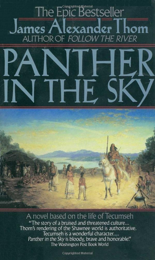 Panther Sky James Alexander Thom product image