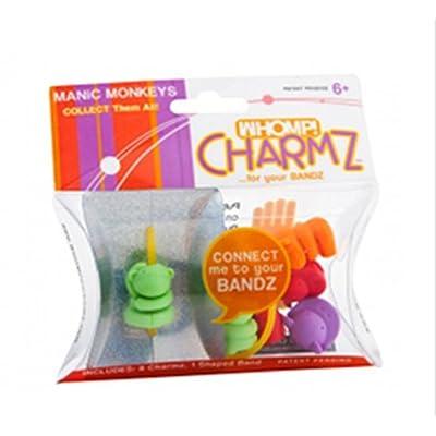 Whomp Charmz Manic Monkeys: Toys & Games