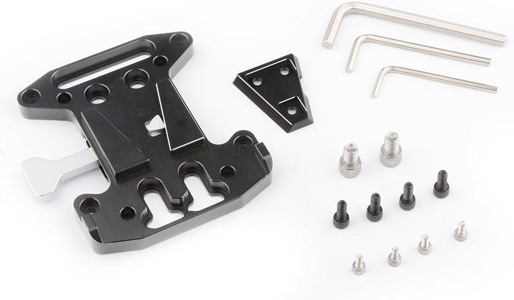 CAMVATE V-Lock Mount Quick Release Plate for Blackmagic URSA Mini,DJI Ronin M//MX
